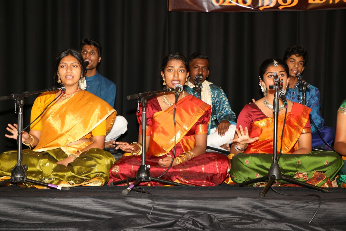 Sydney Tamil Resources Centre Vasantha Maalai 2018 - Music